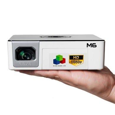 AAXA M6 Mini Projector