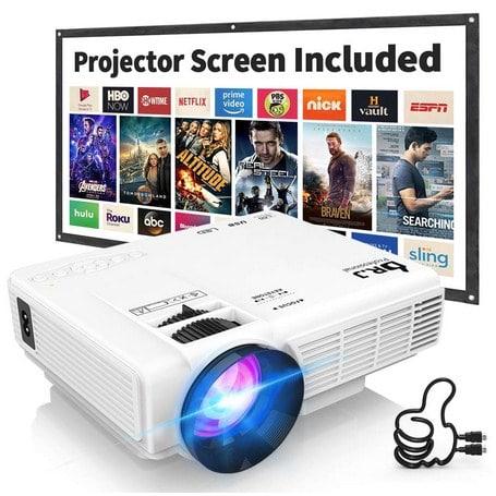 DR. J Professional HI-04 Mini Projector