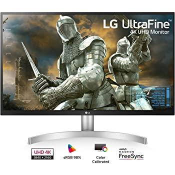 LG UltraFine 27UL500-W monitor