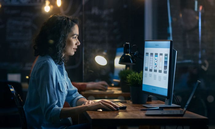 Choosing the best monitor for eyes