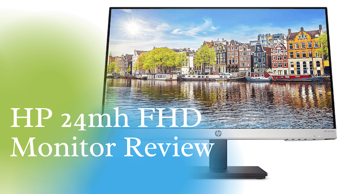 HP 24mh FHD Monitor Review