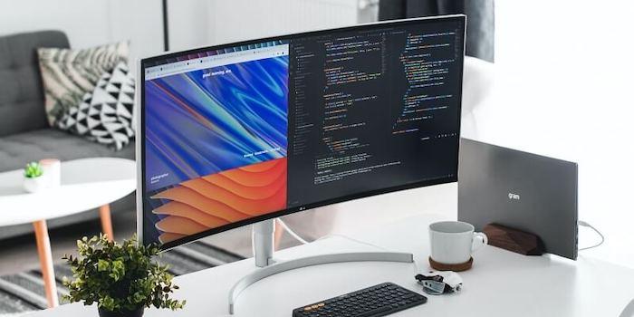 Choosing a monitor for programming