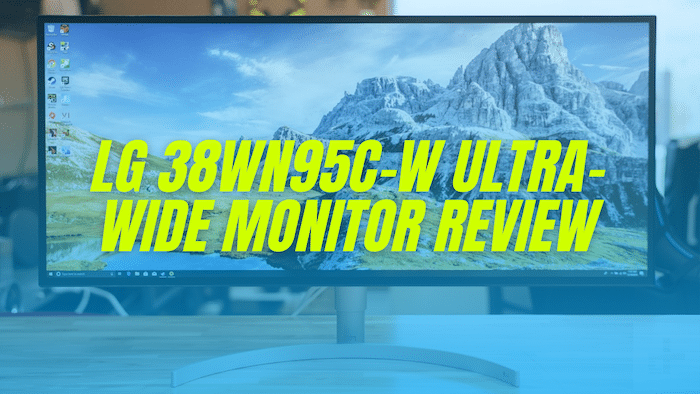 LG 38WN95C-W review